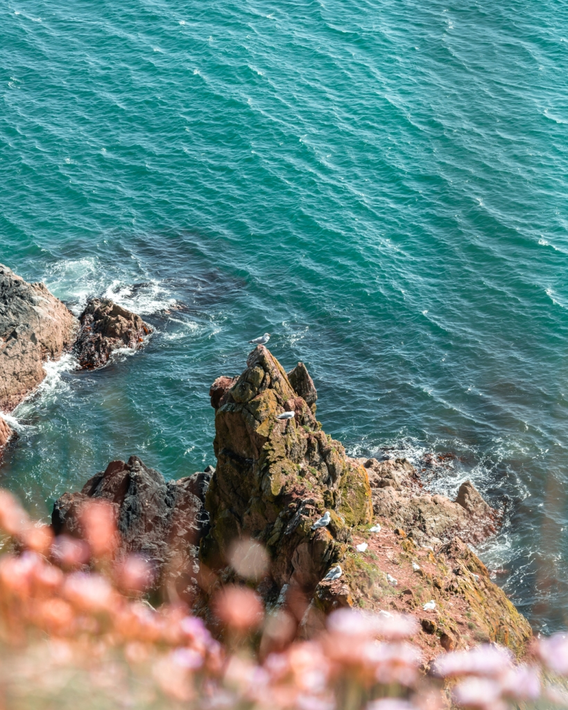 Portpatrick Cliffs